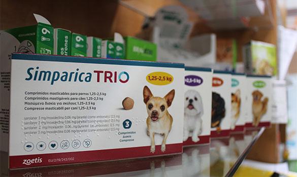 productos veterinarios